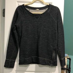 J Crew sweatshirt top size small